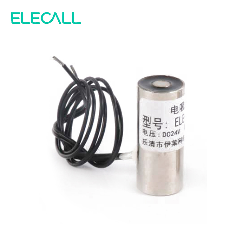 все цены на ELE-13/30 Electromagnet Electric Lifting Magnet Solenoid Lift Holding 1kg  DC 24V онлайн