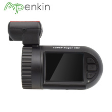 Arpenkin Mini 0805P GPS Car Dash Camera 1296P Capacitor G-sensor Parking Monitor Voltage Protect Video Recorder HD DVR Dash Cam