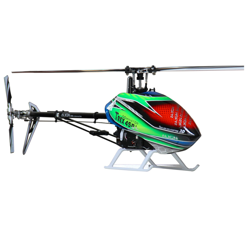 3D RC Helicopter AlIGN T REX 450L 2 4GHz 6CH RC Helicopter Kit Fits