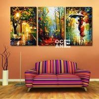 Beautiful Scenery Triptych Mosaic Diy Diamond Painting Square Diamonds Full Diamond Embroidery Adornment Picture C581