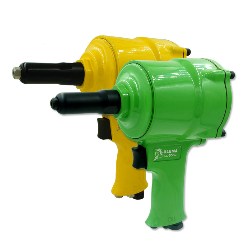 цена на Self suction type 2.4-4.8mm pistol type pneumatic nail gun pull rivet rivet riveter clamp