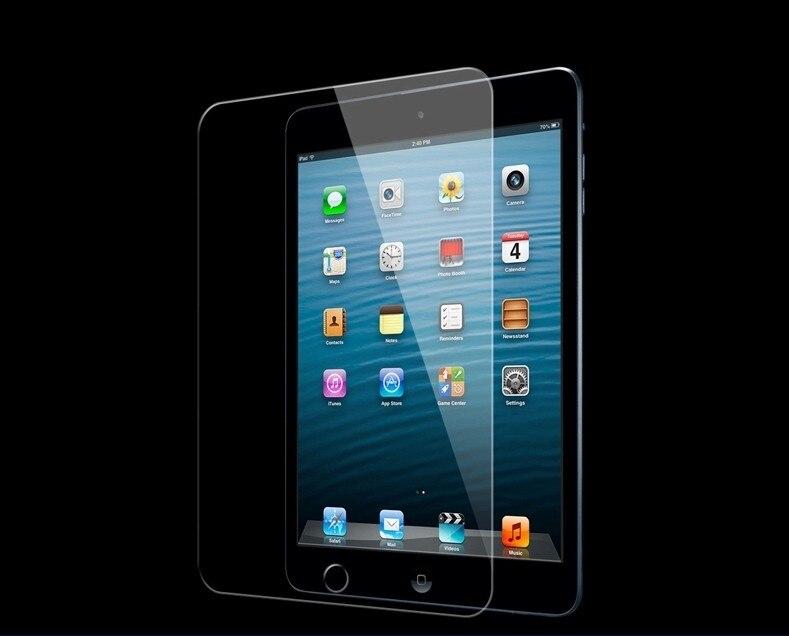"""imágenes para 10 UNIDS Prima Vidrio Templado Guardia Protector de Pantalla de Cine Para el ipad 2/3/4 5 6 Aire Air2 Para iPad Mini 1 2 3 4 Para iPad Pro 9.7"""""""