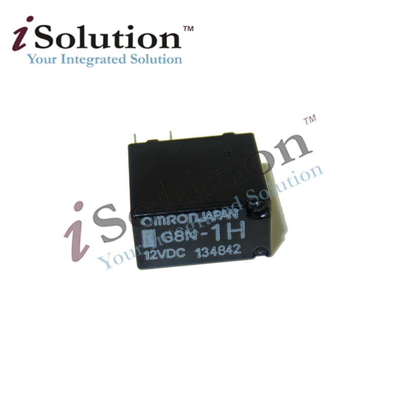 5pcs G8N-1H-12VDC automotive computer board commonly used fragile relay