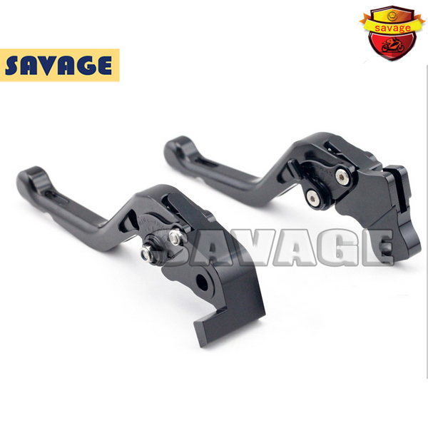 For DUCATI HYPERMOTARD 821 SP 2013-2014 Black Motorcycle Accessories CNC Aluminum Short Brake Clutch Levers