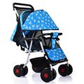 High Quality Super Light Weight Baby Stroller Portable Folding Strollers High Landscape Can sit Lying Prams for Newborns C01