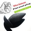 НОВЫЙ 6 стили Черный большой кулак анальная пробка силикона фаллоимитатор анальный анальная пробка пробка гей секс взрослых секс-игрушки для мужчин мужской мастурбатор продукты секса