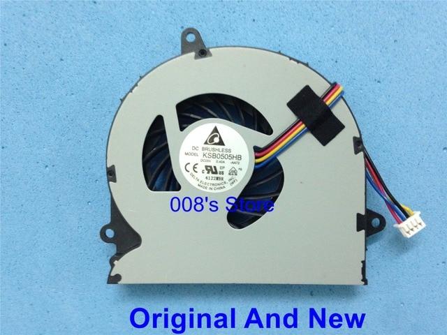 New Notebook CPU Cooling Cooler Fan For ASUS U33 U33J U33K U33JC For ...
