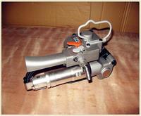 Comparar Herramienta de flejado de mano neumática de alta tensión para correa de plástico, máquina de encuadernación Manual PET & PP para 13-19mm