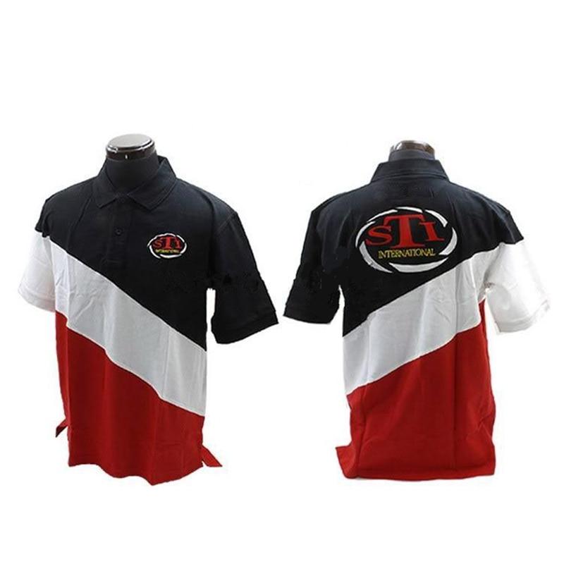 STI IPSC POLO Short Sleeve T-shirt M L XL