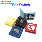 New Plastic rubber 12-in-1 premium Protective Game Card Flashcart Cartridge Case For Switch NS Storage Box Holder Cover