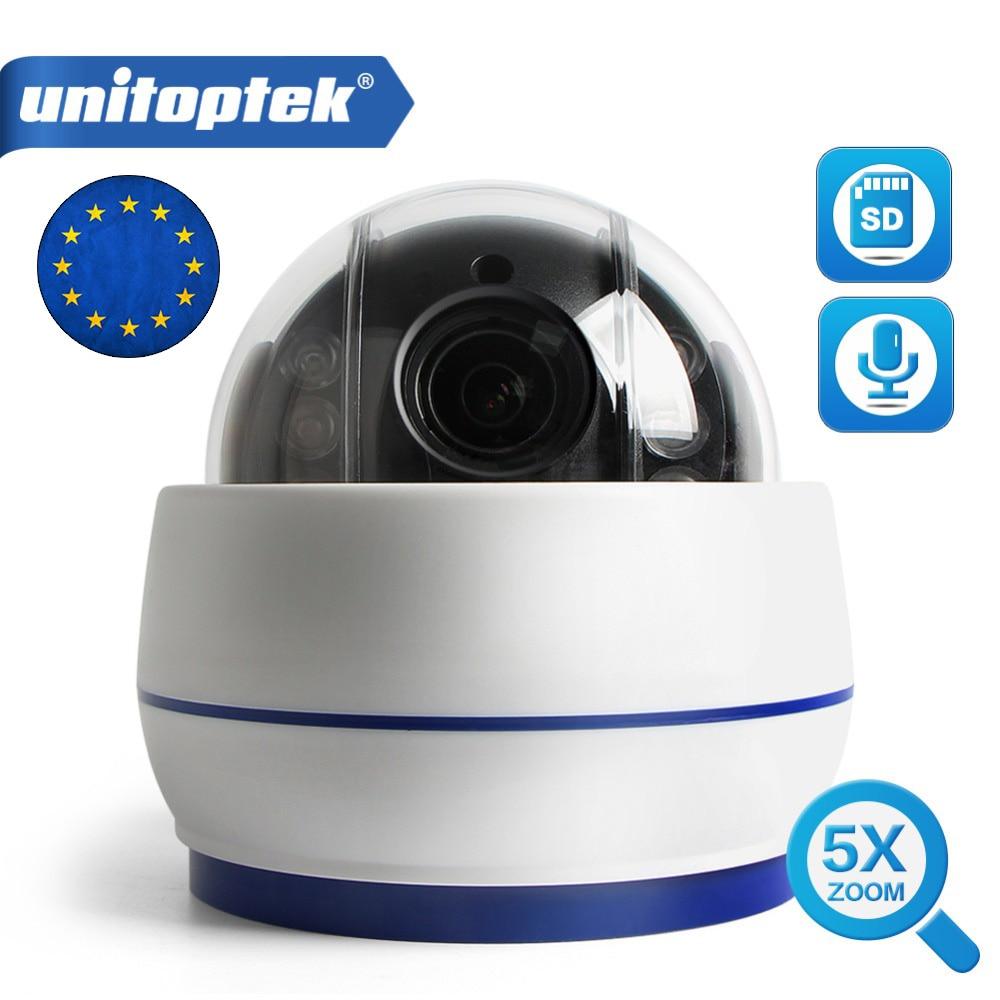 Wireless Speed Dome PTZ IP Camera Wifi HD 1080P 960P 5X Zoom 2 7 13 5mm