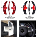 TTCR-II карбоновое рулевое колесо сдвиг весло расширение Shifters Замена для Mercedes Benz W205 2014 2015 2016 GLC C 2015 2016