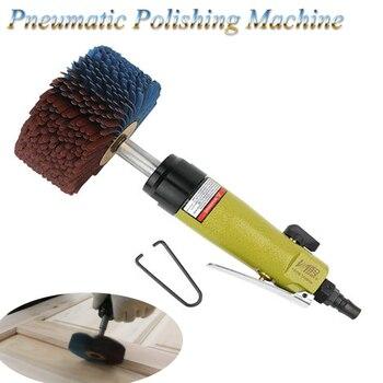 Pneumatic Polishing Machine Pneumatic Multi Function Machines Tools Air Wood Furniture Polishing Machine Metal Polisher BM-BL3