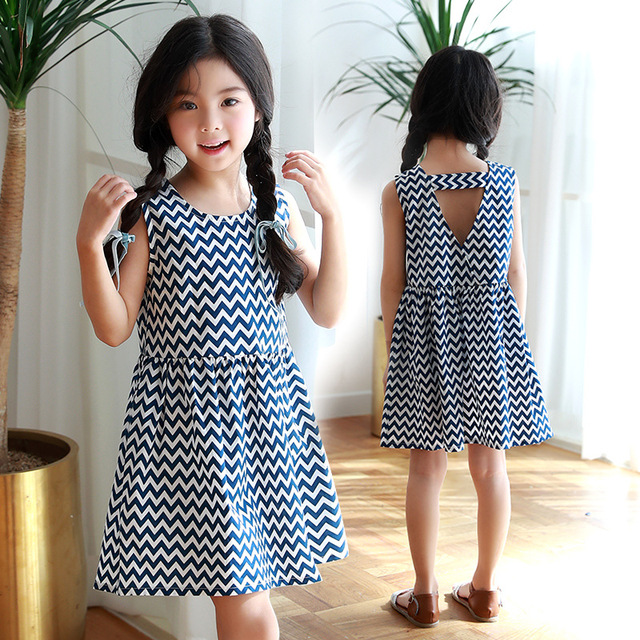 2018 Clementine Girls Dress Patterns, PDF Sewing Pattern Waves dress ...