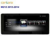 Mercedes Android видео монитор для E Class 2010 2011 2012 2014 2013 2015 автомобильный Радио gps тире мульти медиа dvd плеер навигация