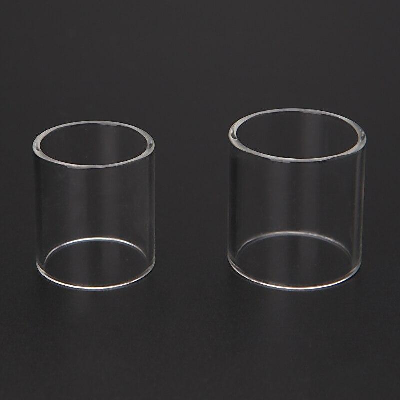 Pure Pyrex Glass Tube Replacement For IJust 2 / IJust S Atomizer Elronic Cigarette E-cigarette Tank