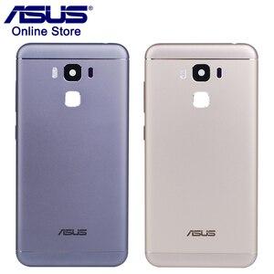 Image 1 - غلاف الهاتف الأصلي الغطاء الخلفي غطاء البطارية الخلفية لشركة آسوس Zenfone 3 ماكس ZC553KL 5.5 بوصة ذات جودة عالية في الأوراق المالية
