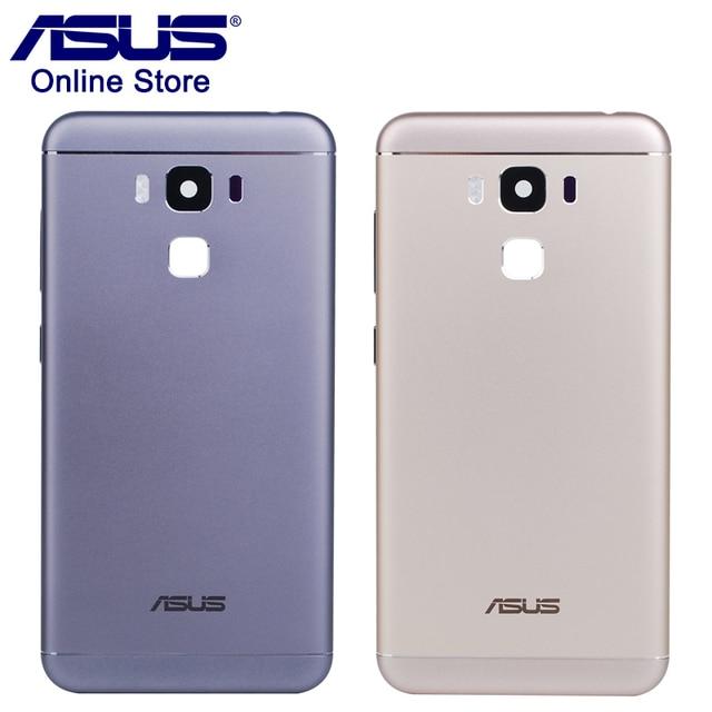 غلاف الهاتف الأصلي الغطاء الخلفي غطاء البطارية الخلفية لشركة آسوس Zenfone 3 ماكس ZC553KL 5.5 بوصة ذات جودة عالية في الأوراق المالية