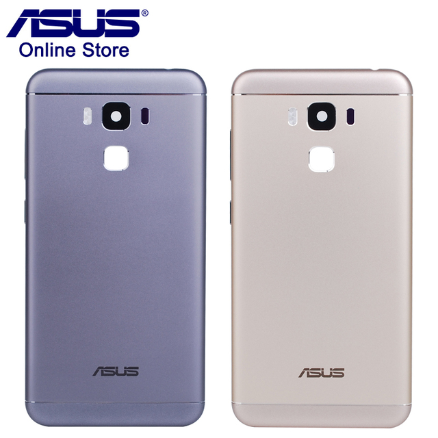 online retailer 51ea6 b93df Original Phone Case Back Cover Rear Battery Cover For ASUS Zenfone 3 Max  ZC553KL 5.5 inch With High Quality in Stock