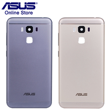 Orijinal telefon kılıfı arka kapak arka pil kapağı ASUS Zenfone 3 Max için ZC553KL 5.5 inç yüksek kalite ile stok