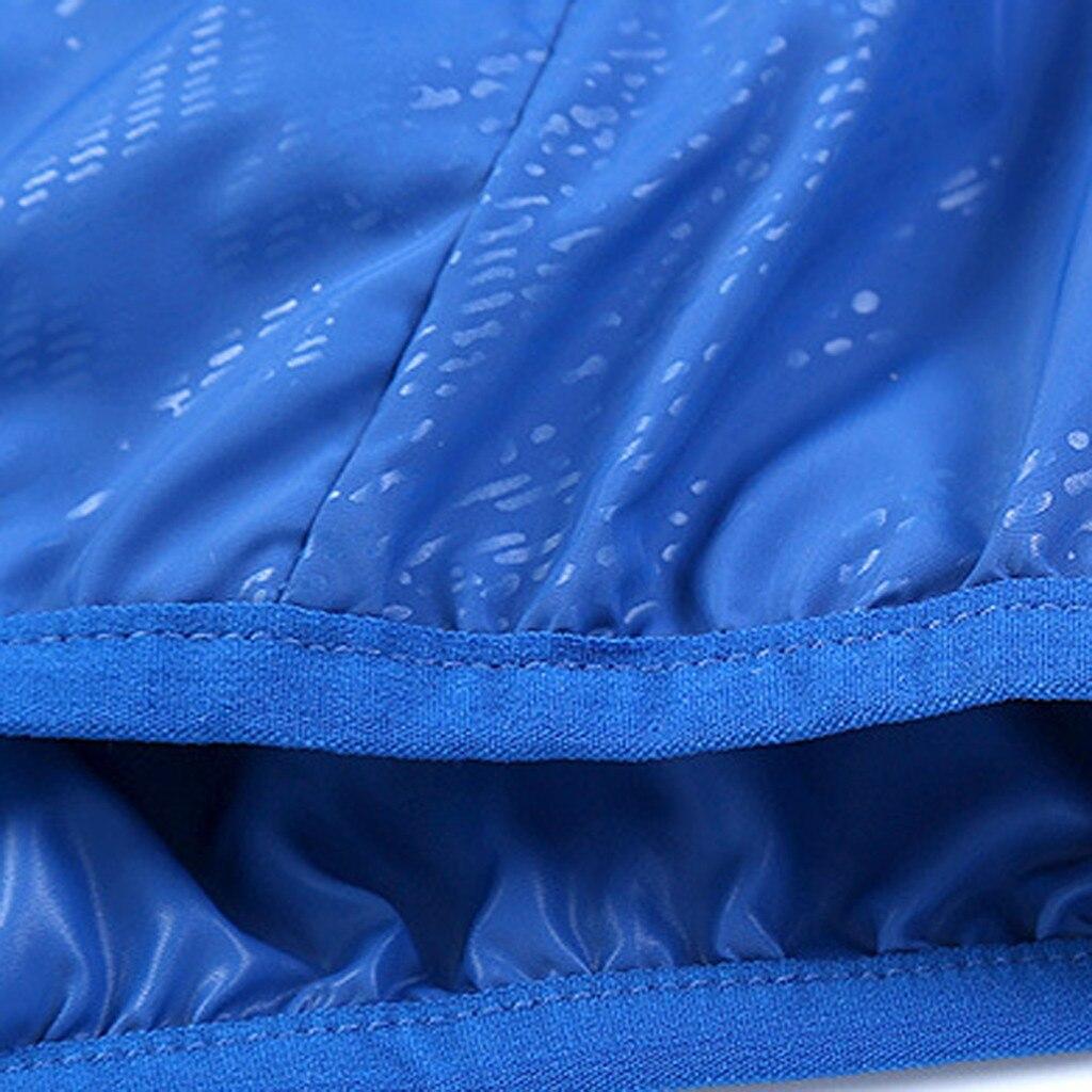 Men's Women Casual Jackets Plus Size Candy Color Windproof Ultra-Light Rainproof Windbreaker Hooded Coat Jackets 29