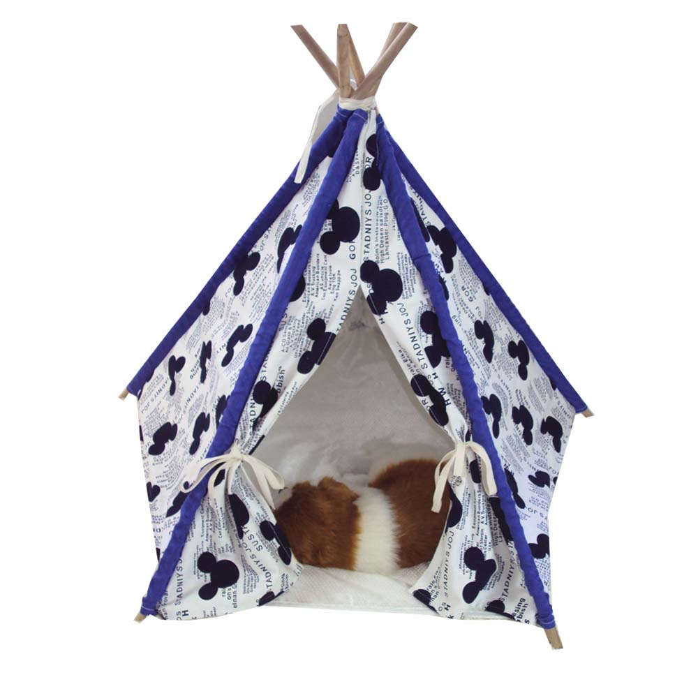 New Small Carton Design Dog Bed Dog House Pet Play House