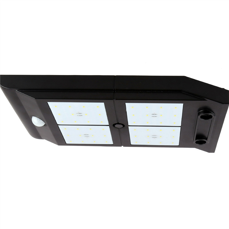 Waterproof Solar Panel LED Lawn Street Wall Super Bright Lights Garden Outdoor Body Sensor Lamp Energy Saving Spotlights Garland