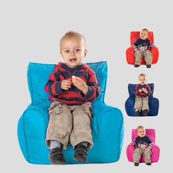Toddler Bean Bag Chair Baby Armchair Free Shipping In Office Chairs From Furniture On Aliexpress
