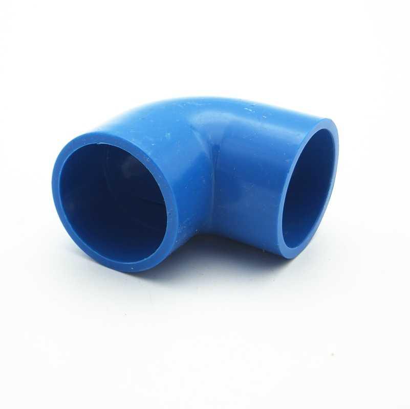 20 millimetri ID 90 Angolo A Gomito Tubo IN PVC Comune Tubo di Raccordo Adattatore del Connettore di Acqua Per Il Sistema di Irrigazione del Giardino FAI DA TE