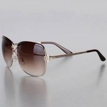 Новый женский марка очки с UV400 сплава рама óculos De Sol Feminino мода ретро солнцезащитные очки старинные Gafas AS301-G301