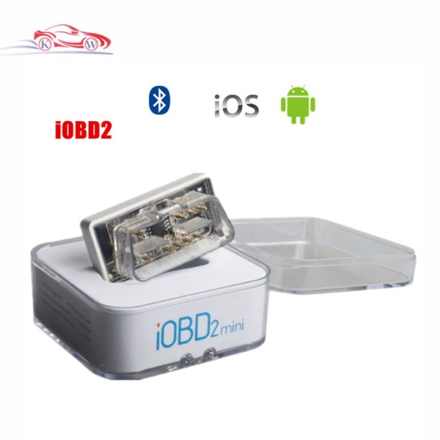 100% Original XTOOL IOBD2 MINI Support Bluetooth Work On Android/IOS OBD as elm327 OBDII Diagnostic