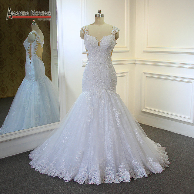 2018 lace mermaid wedding dress sexy backless bridal wedding dresses 2018 lace mermaid wedding dress sexy backless bridal wedding dresses amanda novias junglespirit Gallery