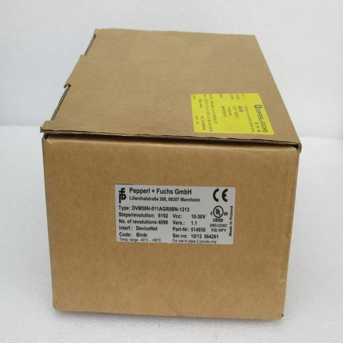 Encodeur DVM58N-011AGR0BN-1213 P + F 100% nouveau et OriginalEncodeur DVM58N-011AGR0BN-1213 P + F 100% nouveau et Original