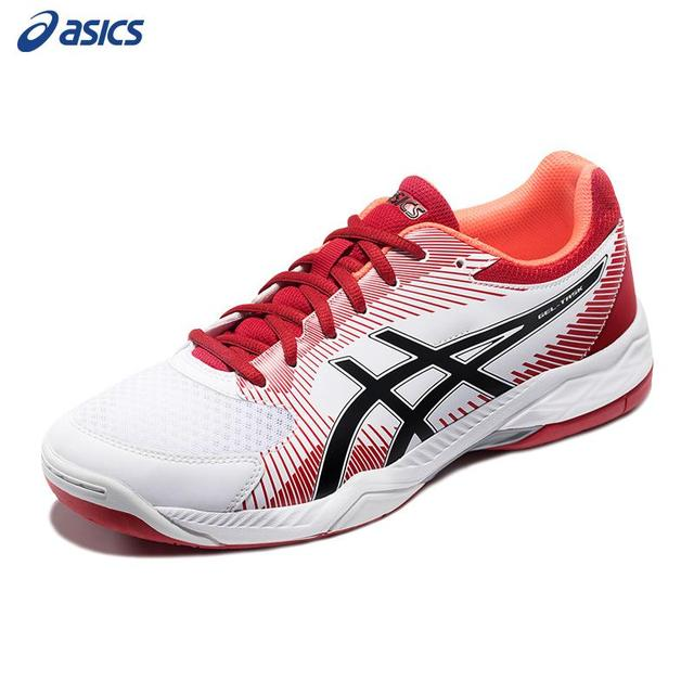308eed108a Genuine Asics GEL TASK Volleyball shoes for men women indoor sports  sneakers badminton shoes
