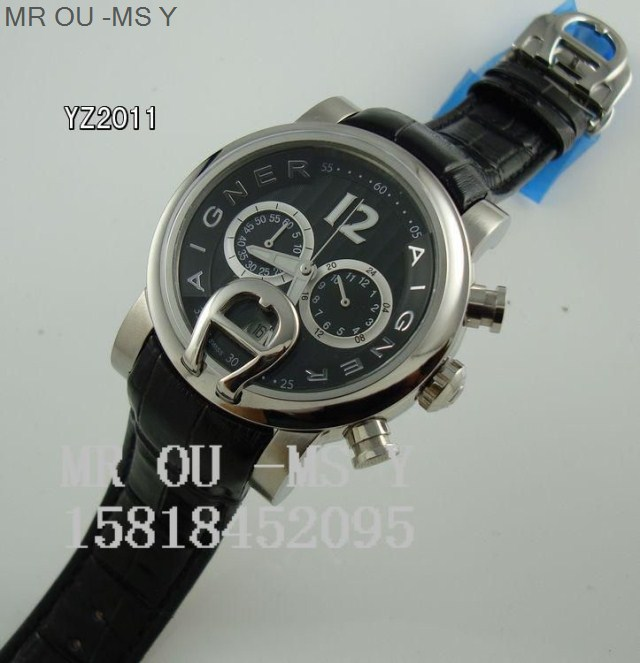 aliexpress com buy aigner 2012 men s sports chronograph aliexpress com buy aigner 2012 men s sports chronograph multifunctional strap watch from reliable watch metal strap suppliers on professional mobile phone