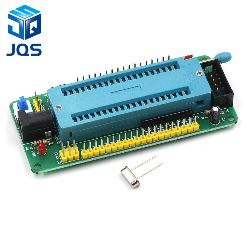 51 Avr Mcu Minimum System Board Development Board Learning Board Stc Minimum System Board Microcontroller Programmer
