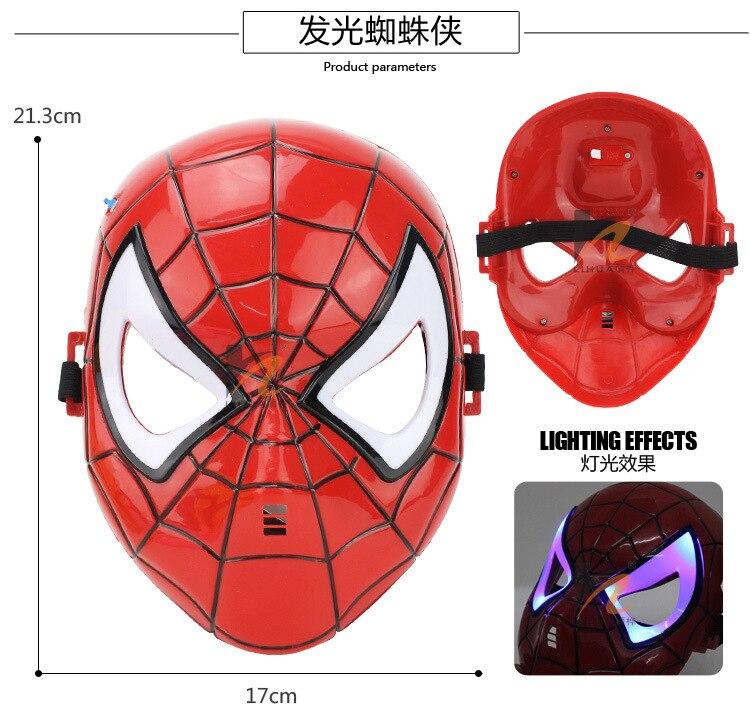2018 sälja som heta kakor 23 * 17cm Superhero Movie Spider-man - Toy figuriner