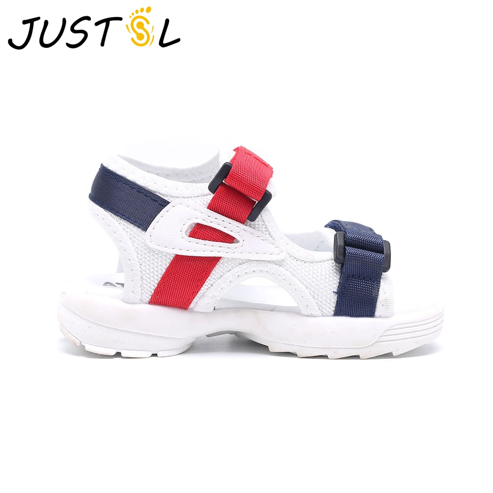 JUSTSL Baby Toddler Sandals Summer New Boy Girls Beach Shoes Kids Casual Sandals Children Comfortable Sport Sandals Size 21-30JUSTSL Baby Toddler Sandals Summer New Boy Girls Beach Shoes Kids Casual Sandals Children Comfortable Sport Sandals Size 21-30