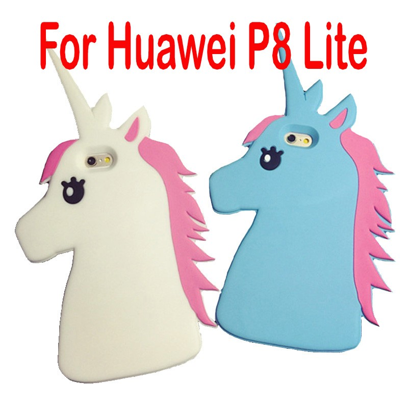 coque huawei p8 lite licorne