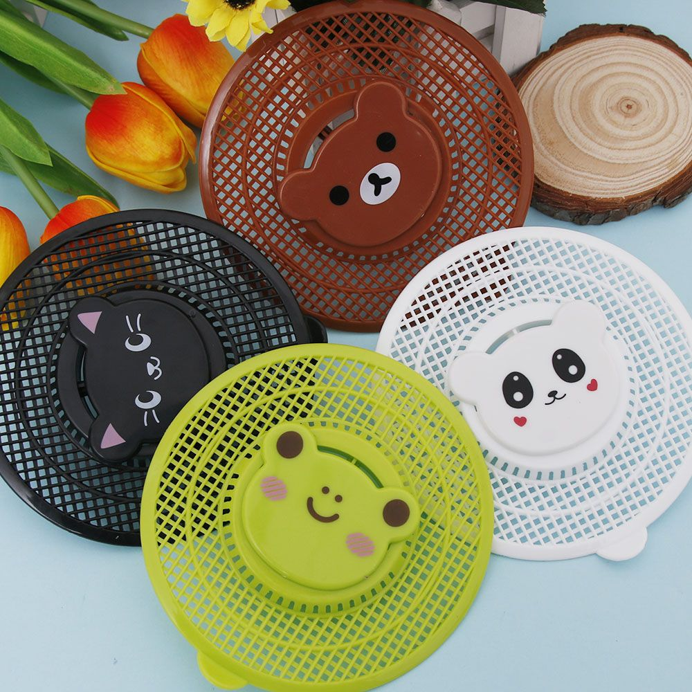 New Hair Catcher Bath Drain Shower Tub Strainer Cover Sink Trap Basin Stopper Filter 1pc
