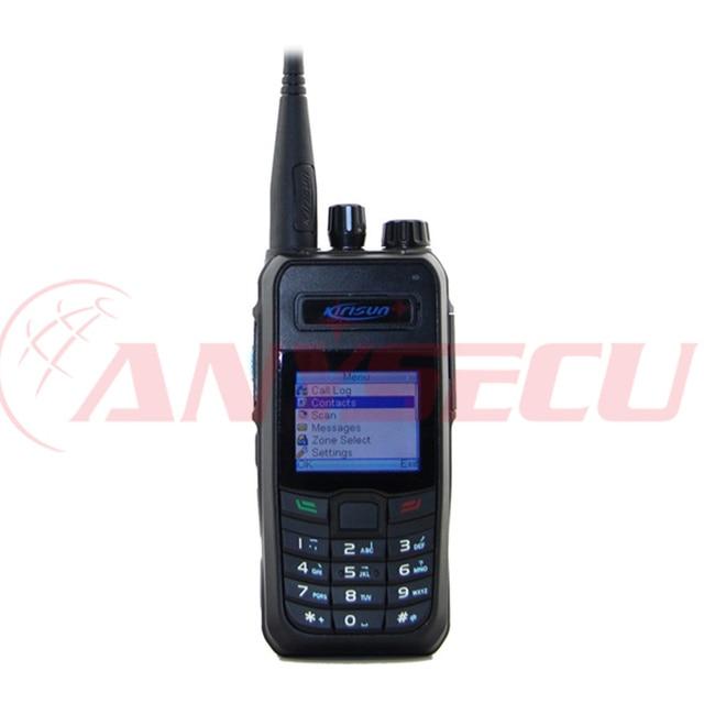 2015  New Free Shipping  Commercial Digital Walkie Talkie   kirisun  K700   VHF :136-174MHz   Two-Way Radio