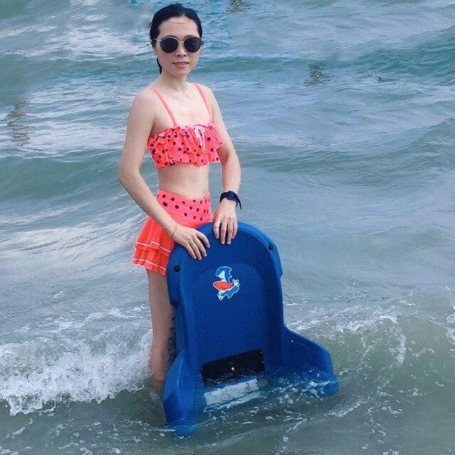 Tablero eléctrico con batería de 24 V para tabla de paleta de pie SUP tabla de Surf Kayak tabla de Surf