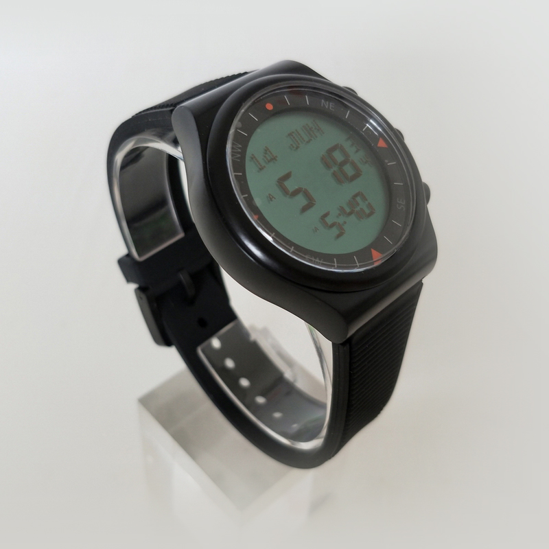 Waterproof Sport Watch With Prayer Alram And Hijri 6506 Azan Clock With Automatic Qibla Direction And Stopwatch Watches
