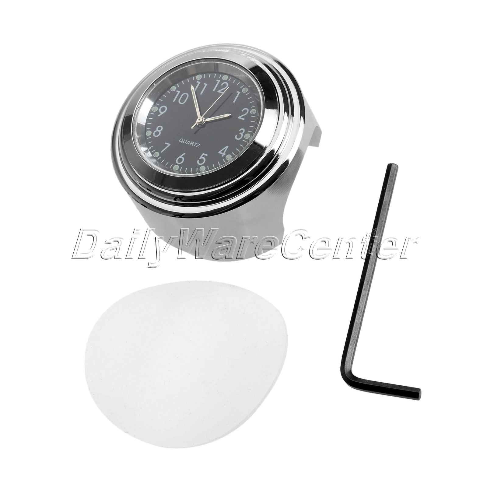 Diam/ètre du guidon pour Spotlight HeadLight Syst/ème /électrique 22mm 12V Moto Guidon contr/ôle interrupteur /étanche en aluminium CNC for moins de 7//8 23mm Moto Interrupteur
