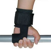 Gym Workout Power Training Wrist Support Weight Lifting Straps Wraps Hand Bar Sports Safety