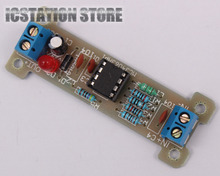 ICSK034A DIY Kit 5V to 12V Step Up Power Supply Module Boost Converter Module DIY Kit for Arduino
