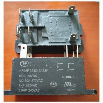 wholesale   10pcs/lot   relay   HF92F-024D-2A32F