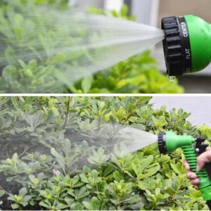 Image 5 - 25 200 Feet Garden Water Gun Car Washing Lawn Plastic Sprinkle Tools Water Sprayers For Watering Lawn Hose Spray Water Nozzle