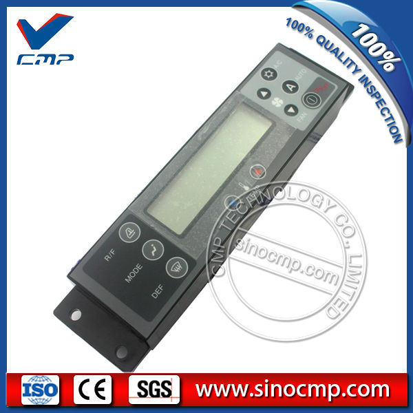 YN20M01468P4 Excavator Air Conditioner Control Panel for Kobelco SK210 8
