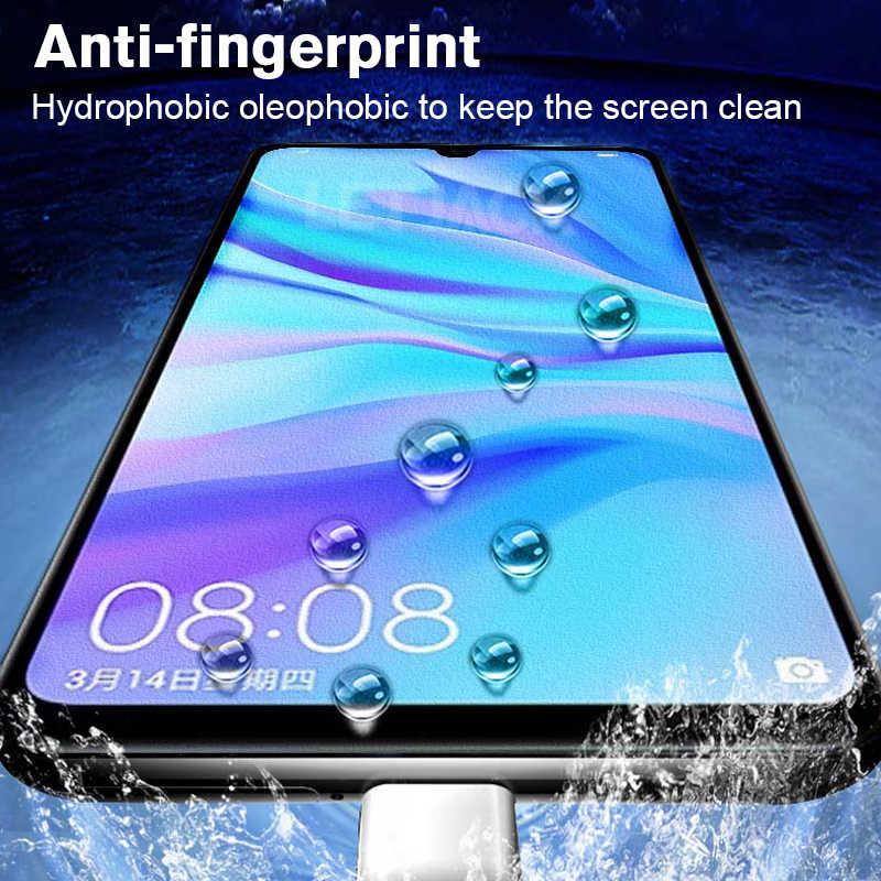 LGYD 25 PCS AG Matte Anti Blue Light Full Cover Tempered Glass for Huawei Mate 30 Lite